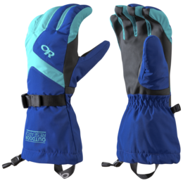 OR Women's Adrenaline Gloves baltic/typhoon