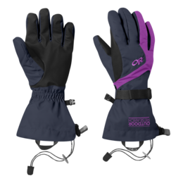 OR Women's Adrenaline Gloves night/ultraviolet