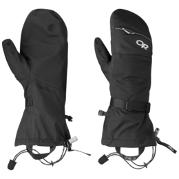 OR Revel Shell Mitts black/charcoal