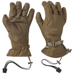 OR MGS Shell Gloves - USA coyote