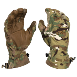 OR MGS Shell Gloves - USA multicam