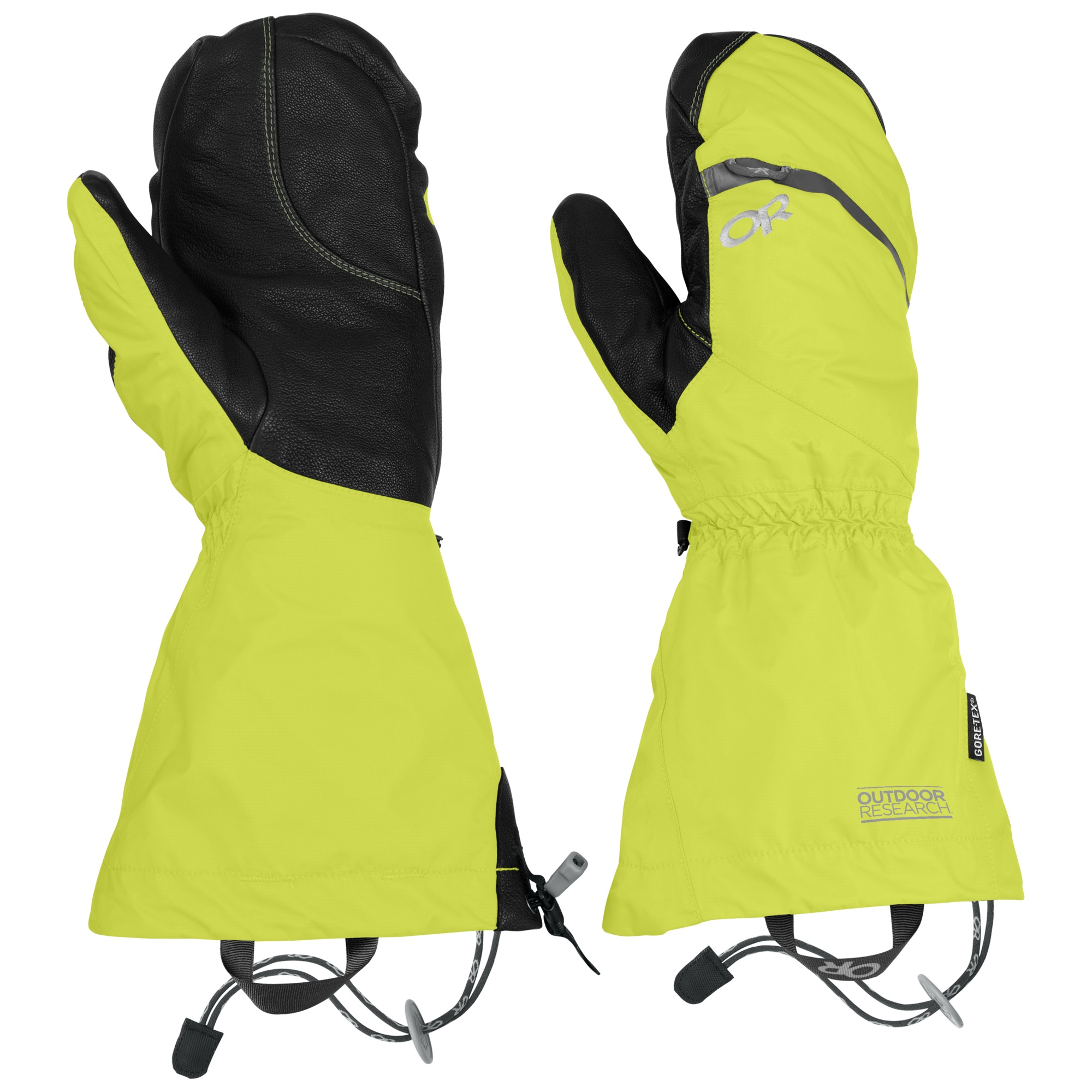 a6b370b32 Men's Alti Mitts - lemongrass | Outdoor Research