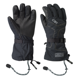 OR Men's Highcamp Gloves (S18) black
