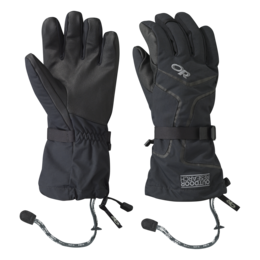 OR Men's Highcamp Gloves black