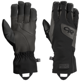 OR Super Vert Gloves black/charcoal