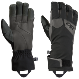 OR Men's Extravert Gloves black/charcoal