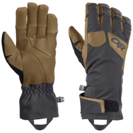 OR Men's Extravert Gloves charcoal/natural