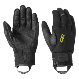 OR Alibi II Gloves black/lemongrass