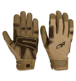 OR Men's Air Brake Gloves cafe/earth