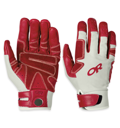 OR Men's Air Brake Gloves cairn/redwood
