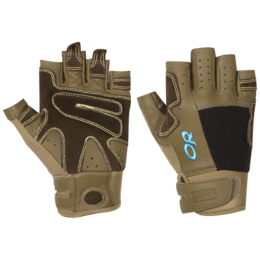 OR Women's Seamseeker Gloves cafe/earth/rio