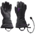 OR Women's Luminary Sensor Gloves black/ultraviolet