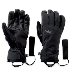 OR Illuminator Sensor Gloves black