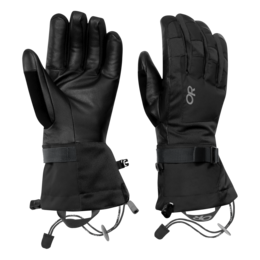 OR Men's Revolution Gloves black