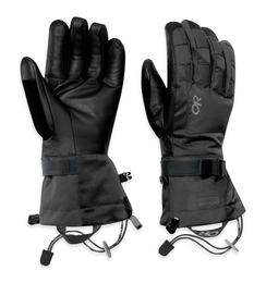 OR Men's Revolution Gloves charcoal/natural