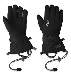 OR Women's Revolution Gloves black