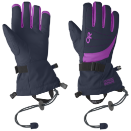 OR Women's Revolution Gloves night/ultraviolet