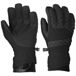 OR Women's Riot Gloves black