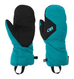 OR Phosphor Mitts alpine lake/rio