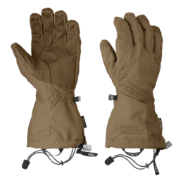OR Men's Arete Gloves coyote