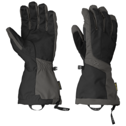 OR Men's Arete Gloves black/charcoal
