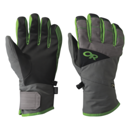 OR Men's Centurion Gloves charcoal/flash