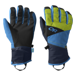 OR Men's Centurion Gloves night/lemongrass/tahoe
