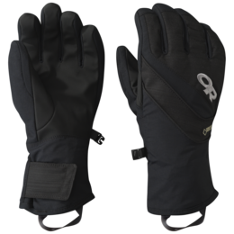 OR Women's Centurion Gloves all black