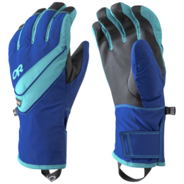 OR Women's Centurion Gloves baltic/typhoon