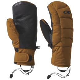 OR Stormbound Mitts saddle