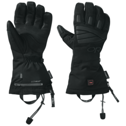 OR Lucent Heated Gloves black