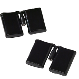 OR Battery Packs (2) for Glove pair black