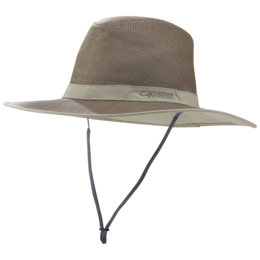 OR Papyrus Brim Sun Hat walnut