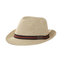 OR Santiago Fedora straw