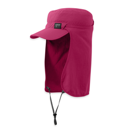 OR Radar Sun Runner Cap sangria