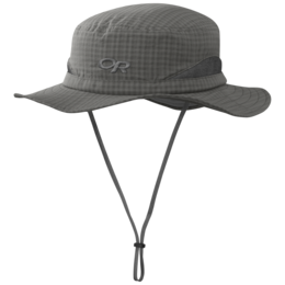 OR Sol Sun Hat pewter check