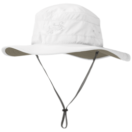 OR Women's Solar Roller Sun Hat white/khaki