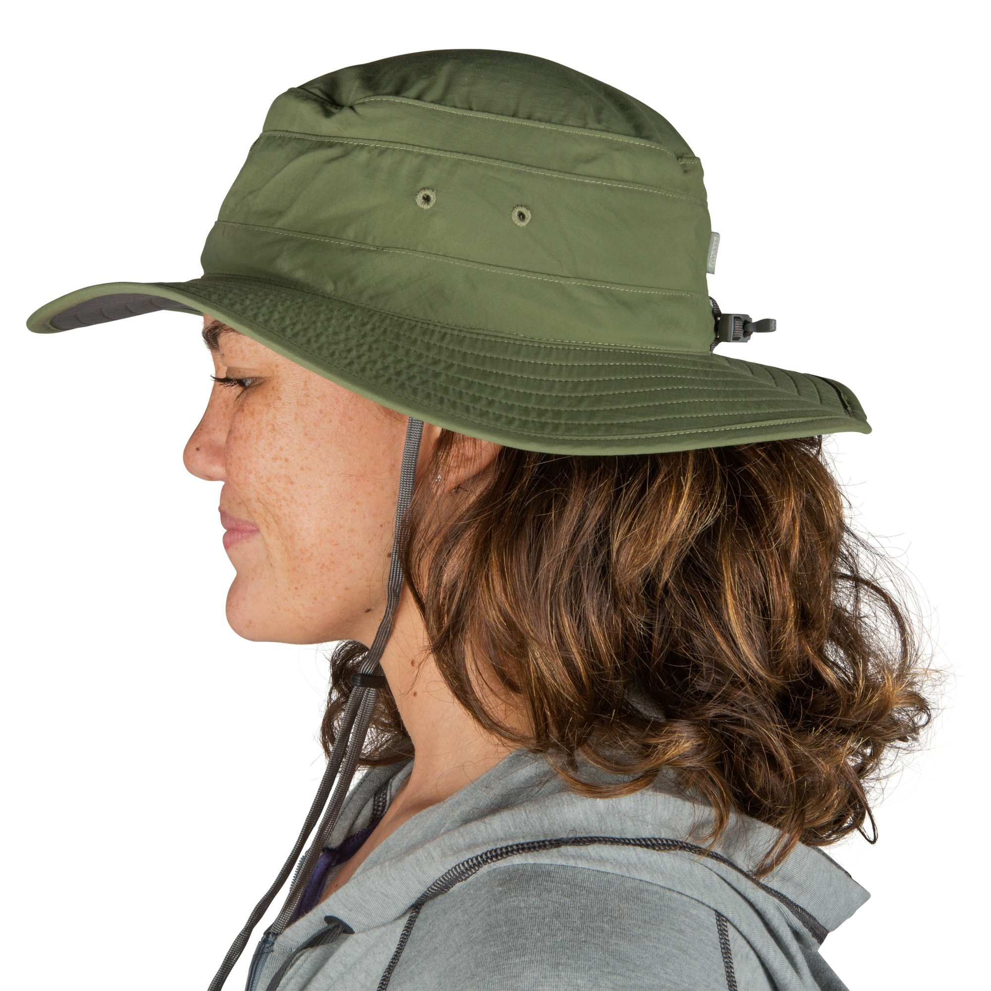 529fab3a173bfc Women's Solar Roller Sun Hat - moss | Outdoor Research