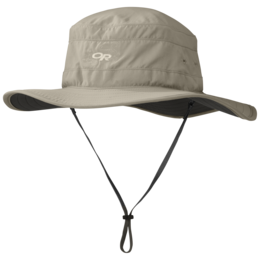 OR Women's Solar Roller Sun Hat khaki/dark grey