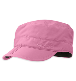 OR Radar Pocket Cap crocus check