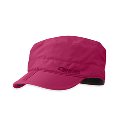 OR Radar Pocket Cap sangria
