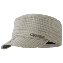 OR Radar Pocket Cap khaki check
