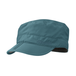 OR Radar Pocket Cap washed peacock