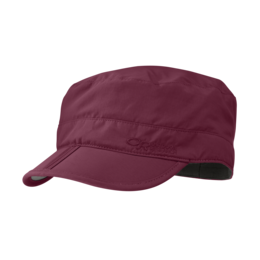 OR Radar Pocket Cap garnet