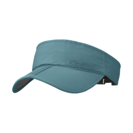 OR Radar Visor washed peacock
