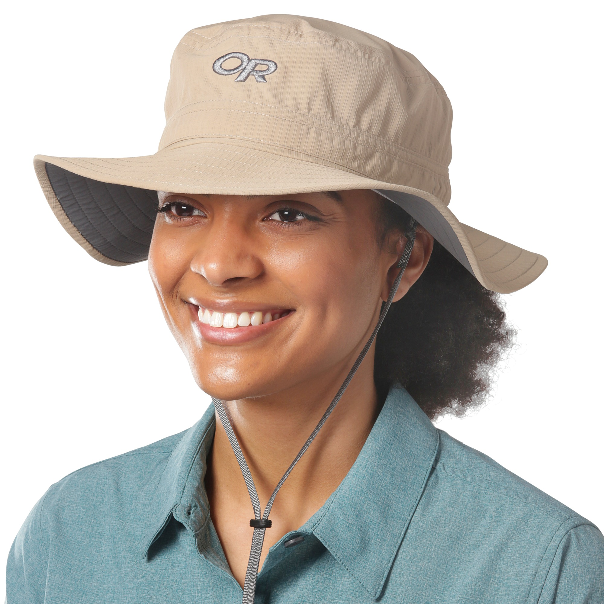 fc24e8eb Helios Sun Hat - pewter | Outdoor Research