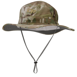 OR Helios Sun Hat Camo multicam