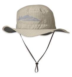 OR Kids' Helios Sun Hat khaki