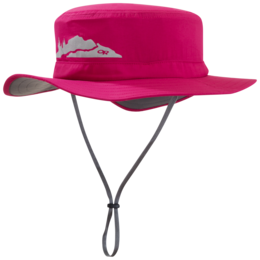 OR Kids' Helios Sun Hat raspberry