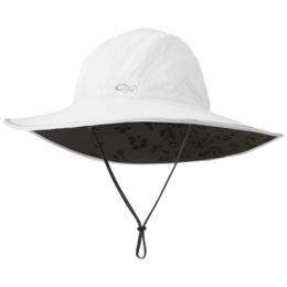 OR Women's Oasis Sun Sombrero white